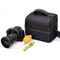 Waterdichte Camera Tas Case voor Canon DSLR EOS 5D MARK IV 6D 77D 60D 70D 600D 700D 760D 750D 1300D 4000D