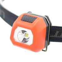 헤드 램프 Wasfire 슈퍼 밝은 R3 LED 헤드 라이트 헬멧 헤드 램프 빌드 낚시 낚시 낚시를위한 방수 헤드 램프 빛