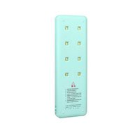 USB مطهر LAMP UVC ضوء USB فرض حالة الطوارئ حزمة مصباح مطهر المنزل السفر مناسبة للكفاءة التعقيم CRESTECH