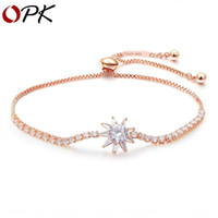 7YwHJ Korean style personalized simple elegant Jewelry brace...