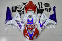 Body Kits für CBR1000RR 2006-2007 Weiß Rot Blau Full Body Kits Fireblade 07 Fairings CBR1000RR 06