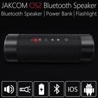 Altavoz inalámbrico JAKCOM OS2 al aire libre de la venta caliente en otras partes del teléfono celular como al cámara de circuito cerrado de televisión cafini caja de titanio controlador