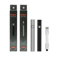 Amigo 380mah Max Préchauffez batterie variable Tension bas de charge USB 510 Vape Pen Batterie pour l'huile panier Amigo Liberté Vape Cartouches Pen