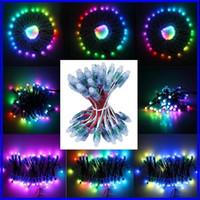 RGB LED Pixel / Module Light 50pcs / Set Bullet WS2811 Shenzhen Factory met hoge kwaliteit