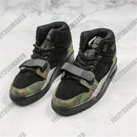 2020 Camouflage Jumpman Ultimo Legacy 312 NRG Uomo Scarpe da basket Knicks Lakers Pistoni Athletic Sport Sneakers Salto Man Designer formatori