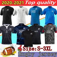 Mens 2020 Zelanda Super Rugby Jerseys 2019 Coppa del Mondo Newzalanda 18/19/20/20 Camicie da rugby 100 anni Anniversario Commemorative Edition Camicia