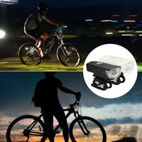 Велосипедные огни USB аккумуляторные световые передние фары светодиодный велосипед 800 мАч литиевая батарея велосипедная лампа 3 варианты режима