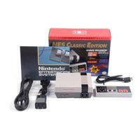 새로운 Wii 클래식 게임 TV 비디오 핸드 헬드 콘솔 엔터테인먼트 시스템 게임 30 에디션 모델 Nes Mini 게임 콘솔 무료 DHL