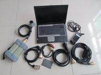 estrela mb c3 ferramenta de diagnóstico com laptop D630 + Super SSD mais recente software todos os cabos conjunto completo pronto para uso