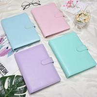 2020 매직 책 메모장 귀여운 A6 멀티 색상 노트북 학교 사무용품 학생 파티 선물 DHF913