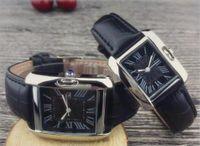 Haute Qualité New Mode Robe de luxe Designer Hommes Femmes Quartz Montres Quartz Horloge Relojes De Marca Montres