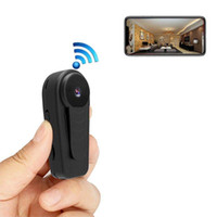 Mini WiFi Kamera 1920X1080P, Full-HD-Recording Meeting / Klassenzimmer / Sicherheit / Fahrenrecorder Smart-APP Remote View Multifunktionskamera