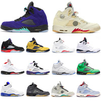 2020 Nike Air Jordan Retro 5  New Arrival Jumpman Mens Alternate Bel Basketball 5s Metellic Fireld Atletismo Trainers Sneakers Sports Shoes Tamanho Eur 47