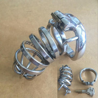 Newest Stainless Steel Super Small Male Chastity Belt Adult ...