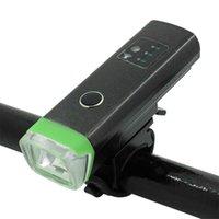 Bicicleta luzes à prova d 'água Bicicleta Frente Inteligente Sensor LED 2200mAh Ciclismo Circuário Usb Luz Recarregável