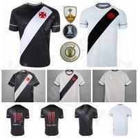 2020 Vasco da Gama Futbol 14 ALMAN CANO Jersey 8 BASTOS 9 Ribamar 11 Talles MAGNO 15 ANDREY BENITEZ CARLINHOS Futbol Gömlek Setleri