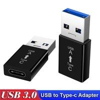 USB 3.0'a Kadın-C Tipi OTG C Tipi Konnektör Dönüştürücü Adaptör İçin Samsung Xiaomi LETV adaptörü