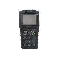Freeshipping VF-6800 HD Digitale Satelliet Finder Combo Support DVB-T2 / DVB S2 / DVB C SAT Finder Meter voor Satelliet-tv-ontvanger DVB T2 TUNER