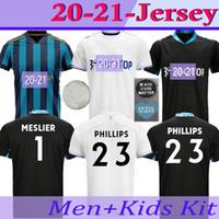 جديد 20 21 ليدز كرة القدم جيرسي 2020 2021 كوستا ألايوسكي مئوية فيليبس بامفورد كلارك الرجال الاطفال كرة القدم القمصان