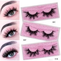 K01- K22 eyelash Vendors 100% cruelty free luxury mink lashes...