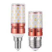 E27 E14 8W 12W 16W SMD2835 ha condotto la lampadina della candela 220V 230v Save Energy bianco caldo / freddo LED Corn lampada Bombillas Luce domestica