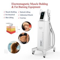 New technolgoy ems body sculpting muscle building equipment ...
