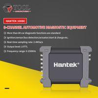Hantek 1008C osciloscopio 8 canales USB del PC Osciloscopio / DAQ / generador programable digital para vehículos osciloscopio