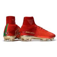 2020 أحذية CR7 زئبقي أبطال زئبقي FG كرة القدم لكرة القدم المستقبل مختبر CR7 رونالدو نيمار رجل ACC الجوارب لكرة القدم المرابط أحذية كرة القدم
