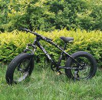 """26 """"motoslitta 4.0 freno grande larghezza spessore dei pneumatici mountain assorbimento moto doppio disco integrata ruota di bicicletta strada per la spiaggia"""