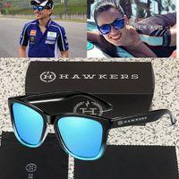 2019 nouveau soleil marque de sport en plein air de sport chaud Designer lunettes mâle femelle lunettes hommes Hawker lunettes de soleil oculos de sol women'uv400