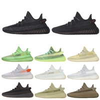 350v2 kanye west nouveau 500 700 Blush Desert Rat 500 chaussures Super Moon Yellow Athletic 500 chaussures de sport Utility Black EUR Taille 36-48