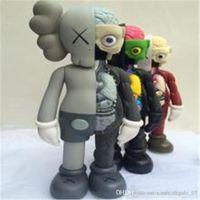 2020 16 pulgadas KAWS SECECIDO Compañero Original Fallo de acción Figuras de acción para niños Kaws Toy 37cm Figuras de acción 004