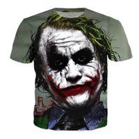 Cloudsty 추진 3D T 셔츠 여름 남성은 인쇄 남성 T 셔츠 캐주얼 티 짧은 소매 드롭 선박 티셔츠 재고 정리 판매 탑