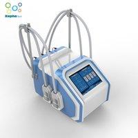 무게를 잃는에 대한 celluolite 감소 전기 근육 자극 기계 휴대용 EMS 슬리밍 쿨의 한 Cryolipolysis 지방 냉동 기계
