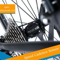 10pcs TCM10 велосипеда Скорость Cadence Sensor IP68 ANT + Bluetooth RPM Велоспорт Cadence Датчик велокомпьютера Спидометр