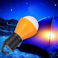 Tragbare Laternen 10 stücke Mini Beleuchtung Laterne Zelt Licht LED Birne Emergency Lampe Wasserdichte Hängende Haken Camping Verwendung
