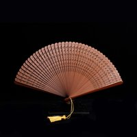 All bamboo dragonfly all bamboo ancient fan folding fan clas...
