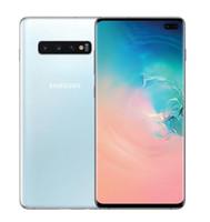 تم تجديده الأصلي Samsung Galaxy S10 S10 Plus الهاتف الخليوي G975U G973U مقفلة 8GB / 128GB 6.1 / 6.4 بوصة 3 الكاميرات الخلفية 16MP