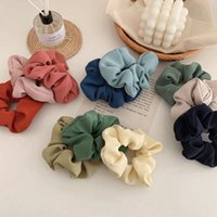 Girl Women' s Hair Scrunchies Ponytail Holder Scrunchy H...