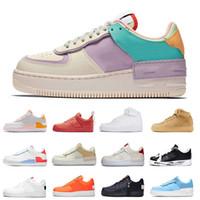 Дешевые Полезность Volt мужчины повседневная обувь Cotton Candy Просто Оранжевый Фисташки Frost Водород Синий Мужские скидки на открытом воздухе кроссовки спортивная обувь