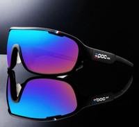 2020 NUOVO UV400 Ciclismo Equitazione occhiali da sole polarizzati occhiali POC Crave 4 LENTI
