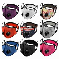 24 Stiller Bisiklet Toz geçirmez Yeniden kullanılabilir Nefes Güneş Koruyucu Spor Doğa Sporları Binicilik Tasarımcı Maskeler CYZ2629 Malzemeleri Maske Maske