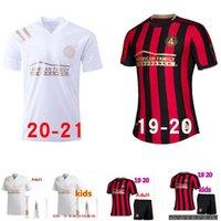 2020 2021 MLS Atlanta jerseys Unidos fc fútbol Barco # 10 # 7 G.MARTINEZ MARTINEZ Atlanta Estados Inicio de distancia 20 21 camisetas de THAI Endors