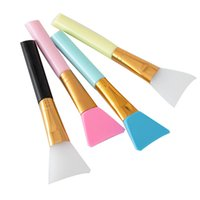 Professional Silicone Facial Face Mask brush Mud Mixing tools Skin Care Beauty Makeup Brushes Foundation Tools