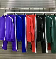 L'uomo designer vestiti 2020 mens tuta giacca uomo con cappuccio o pantaloni maschile abbigliamento sportivo con cappuccio Tute Euro formato S-XL PA2578