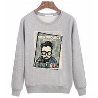 Special Price men' s supr cotton loose sweater wool roun...