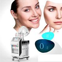 PDT جديد / الهيدروجين أدى آلة المياه المعالجة بالأكسجين تجديد الجلد معدات الجمال اللوازم الطبية هيدرو جلدي جهاز الوجه