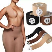 おっぱいテープブラジャーの女性の接着剤の見えないボリュームブラジャプルのペラスはカバー乳房リフトテープ押し上げブラレットストラップレスパッドスティッキー