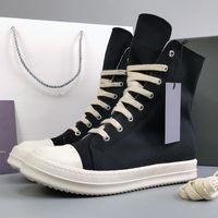 Büyük Beden Hightop Ayakkabı 2020 İlkbahar Tuval Man Çizme Ayakkabı Nefes Erkek Çizme Casual 11 # 22 / 20D50