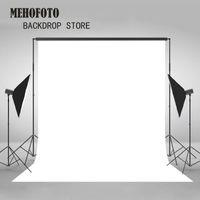 Mehofoto Fotografia Branco Backdrops Foto fundo de produto Estúdio Porps Foto Props Fabric Art vinil fina 885
